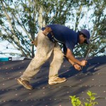Roof Storm Damage Restoration