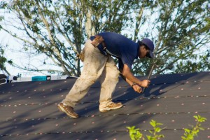 Roof Storm Damage Restoration in Sebring, Florida